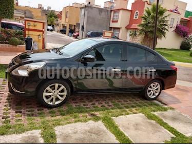 Foto Nissan Versa Advance usado (2017) color Negro precio $175,000