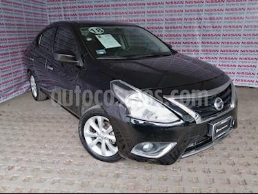 Foto Nissan Versa Advance usado (2018) color Negro precio $193,000