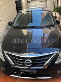 Nissan Versa Advance usado (2017) color Negro precio $169,500