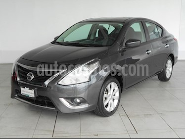 Foto venta Auto Seminuevo Nissan Versa Advance (2016) color Blanco precio $178,000