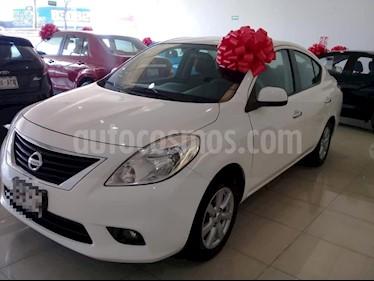 Foto venta Auto usado Nissan Versa Advance (2012) color Blanco precio $115,000