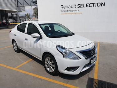 Foto venta Auto usado Nissan Versa Advance  (2016) color Blanco precio $160,000