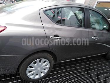 Foto Nissan Versa Advance usado (2015) color Titanio precio $150,000