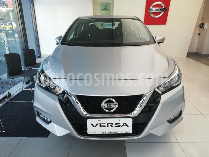 Nissan Versa Exclusive Aut nuevo color Gris precio $1.918.500