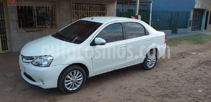Nissan Versa Advance Aut usado (2018) color Blanco precio $950.000