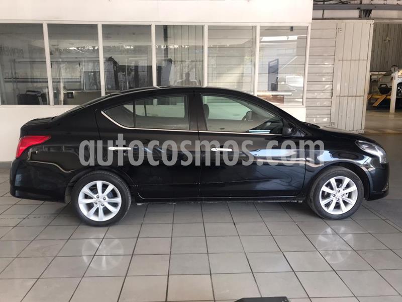 Nissan Versa Advance Aut usado (2018) color Negro precio $1.130.000