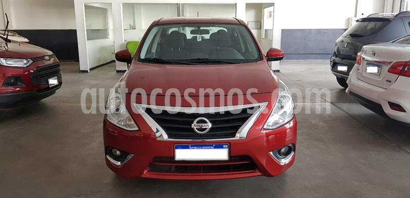 Nissan Versa Advance Aut usado (2018) precio $830.000