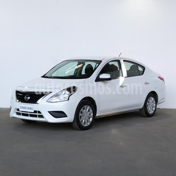 Nissan Versa Sense usado (2018) color Blanco precio $805.100
