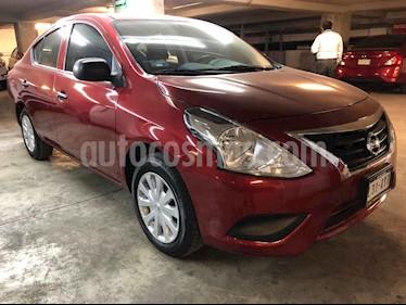 Foto venta Auto usado Nissan Versa Drive (2019) color Rojo precio $175,000