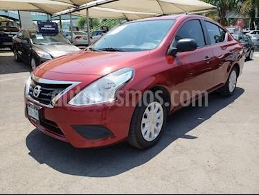 Foto venta Auto usado Nissan Versa Drive (2017) color Rojo precio $148,000