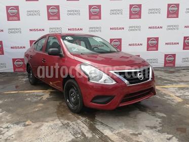 Foto venta Auto usado Nissan Versa Drive (2019) color Rojo precio $159,000