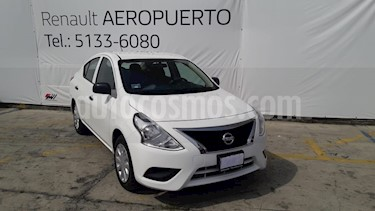 Foto Nissan Versa Drive usado (2017) color Blanco precio $160,000