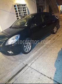 Nissan Versa 1.6L Advance  usado (2014) color Negro precio u$s14.000