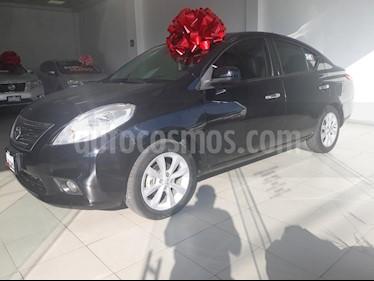 Foto venta Auto Seminuevo Nissan Versa Exclusive Aut (2014) color Negro precio $159,900