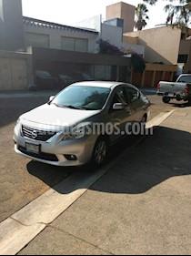 Nissan Versa Exclusive Aut usado (2013) color Plata precio $138,800