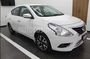 Nissan Versa Exclusive Aut usado (2018) color Blanco precio $225,000