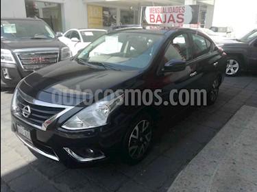 Foto Nissan Versa Exclusive Aut usado (2015) color Negro precio $170,000