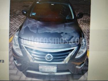Nissan Versa Exclusive Aut usado (2017) color Gris precio $190,000