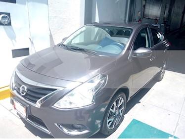 Foto venta Auto usado Nissan Versa Exclusive NAVI Aut (2015) color Titanio precio $150,000