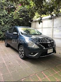 Foto Nissan Versa Exclusive NAVI Aut usado (2016) color Azul precio $139,000
