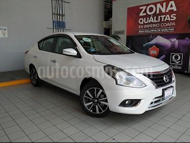 Foto venta Auto usado Nissan Versa Exclusive NAVI Aut (2019) color Blanco precio $255,000