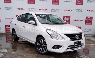Foto venta Auto usado Nissan Versa Exclusive NAVI Aut (2019) color Blanco precio $245,000