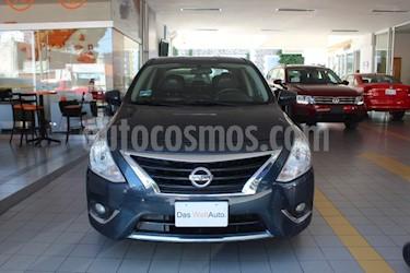 Foto Nissan Versa Exclusive NAVI Aut usado (2015) color Azul precio $145,000