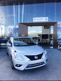 Foto venta Auto usado Nissan Versa Exclusive NAVI Aut (2018) color Plata precio $225,000