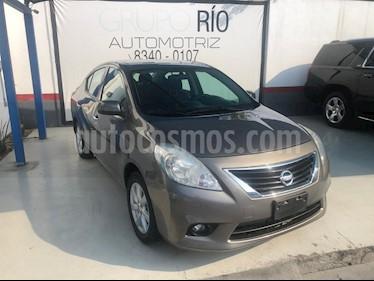 Nissan Versa Advance  usado (2014) color Acero precio $129,000