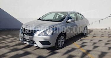 Nissan Versa 4p Sense L4/1.6 Aut usado (2019) color Plata precio $167,900