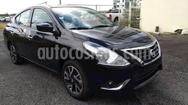 Foto Nissan Versa 4p Advance L4/1.6 Man usado (2019) color Negro precio $215,000