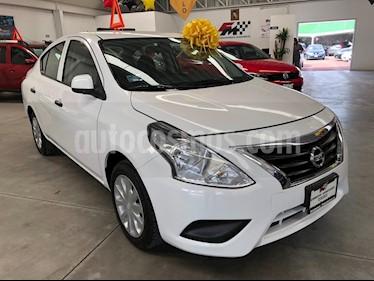 Foto Nissan Versa Drive usado (2018) color Blanco precio $169,000