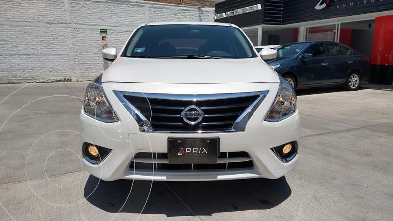 Foto Nissan Versa Advance usado (2020) color Blanco precio $220,000