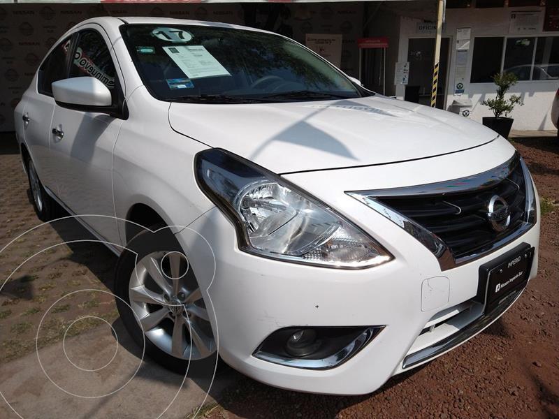 Nissan Versa Advance Aut usado (2019) color Blanco precio $230,000