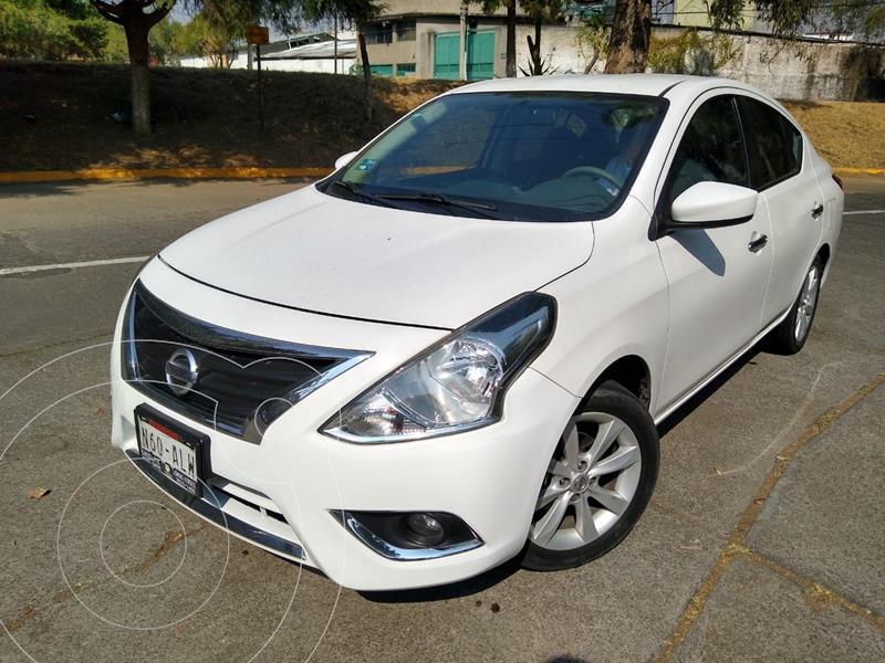 Nissan Versa Advance usado (2017) color Blanco precio $157,000