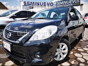 Nissan Versa Sense  usado (2013) color Negro precio $135,000