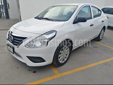 foto Nissan Versa Drive usado (2018) color Blanco precio $170,000