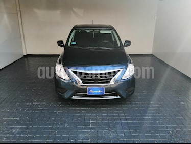 Nissan Versa Sense usado (2015) color Azul precio $134,000