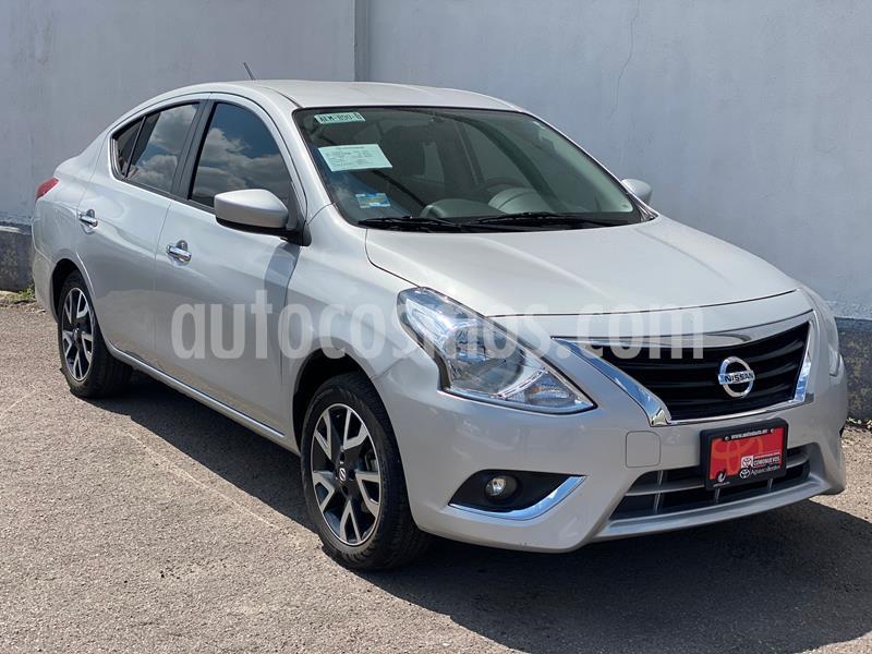 Nissan Versa Advance usado (2019) color Plata Dorado precio $217,000