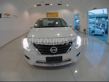 Nissan Versa Advance usado (2018) color Blanco precio $189,000