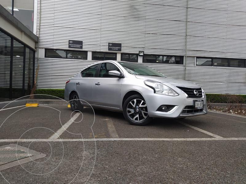 Foto Nissan Versa Exclusive Aut  usado (2015) color Plata Dorado precio $148,000