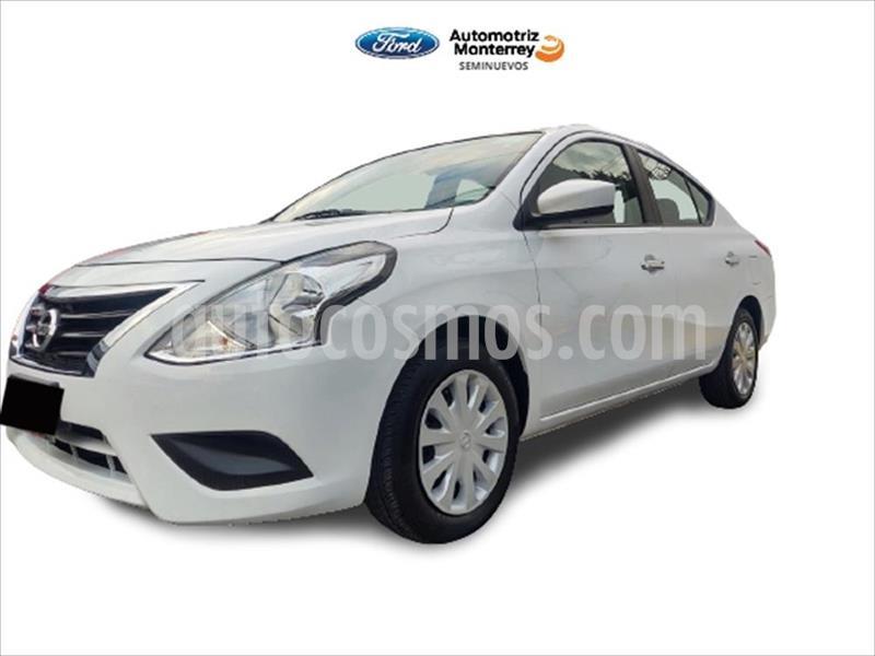 Nissan Versa SENSE AT 1.6L usado (2018) color Blanco precio $169,900