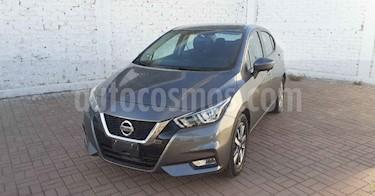 Nissan Versa Advance Aut usado (2020) color Gris precio $247,900