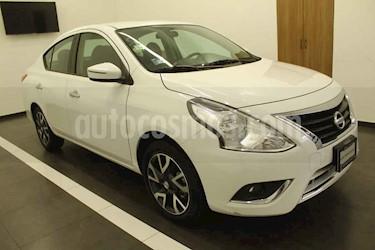 Nissan Versa Exclusive Aut usado (2015) color Blanco precio $149,000
