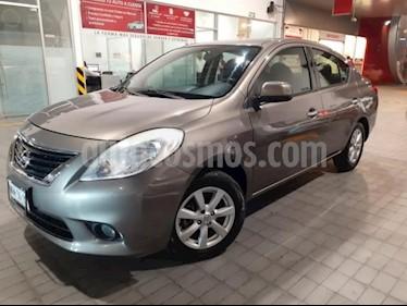 Nissan Versa 4p Advance L4/1.6 Man usado (2014) precio $129,000