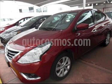 Nissan Versa ADVANCE AT 1.6L usado (2018) color Rojo precio $210,000