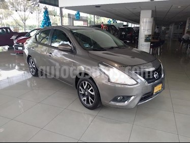 Nissan Versa 4P EXCLUSIVE L4/1.6 AUT usado (2015) precio $149,000