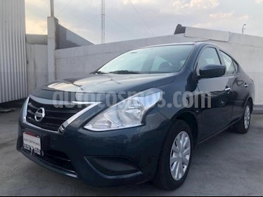 Nissan Versa 4P SENSE AT A/AC. VE. usado (2016) color Amarillo precio $155,000