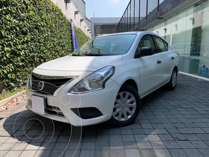 Foto Nissan Versa Drive Aut usado (2017) color Blanco precio $146,400