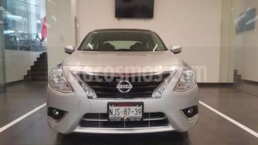 Nissan Versa 4P ADVANCE L4/1.6 MAN usado (2019) color Plata precio $219,000